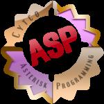 Asterisk Traning logo - programming