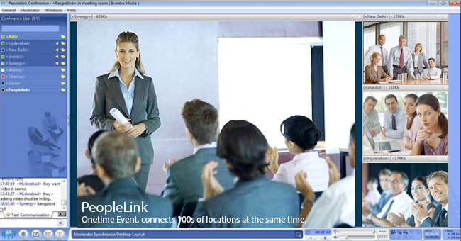 Peoplelink Video Conference