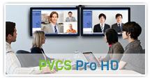 PVC HD Tru Telepresense