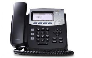 تلفن شبکه دیجیوم D40 IP Phone