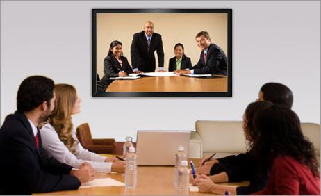 ویدیو کنفرانس- ارتباط دفاتر کاری یک سازمان
