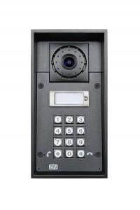 درب باز کن 2N Helios IP Force - 1 butt. & cam. & keypad & 10 W loud