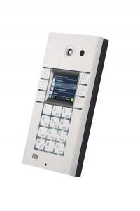 2N Helios IP Vario 3x2 buttons & keypad & display
